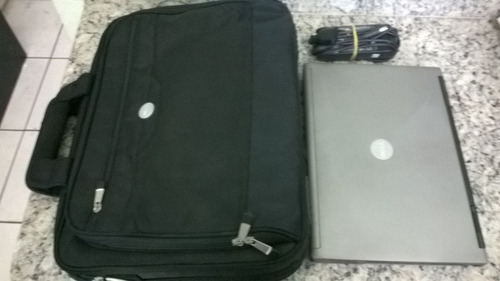 notebook dell d620 (maleta original da dell de brinde)