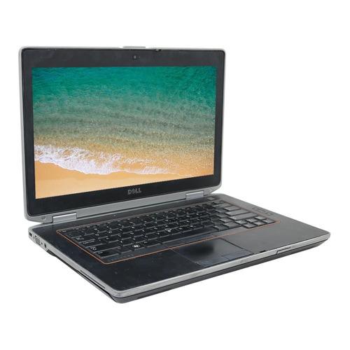 notebook dell e6420 i5 4gb sem hd - usado