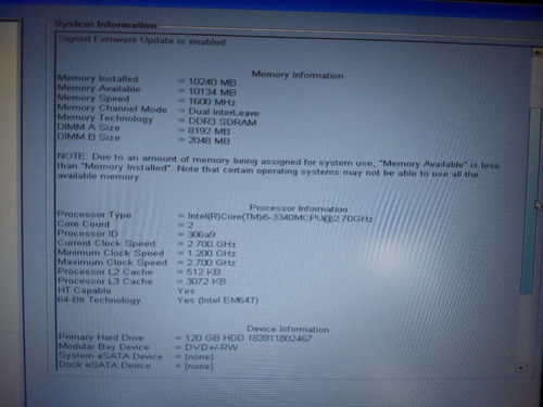 notebook dell e6430 gamer i5 10gb nvidia nvs 5200m