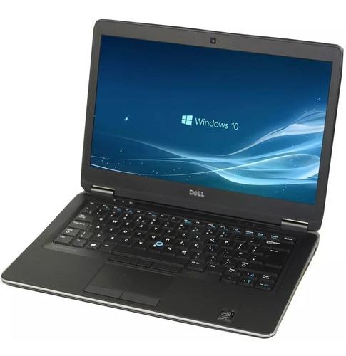 notebook dell e7450 core i5 4ºg 8gb 120gb ssd 1080p hdmi