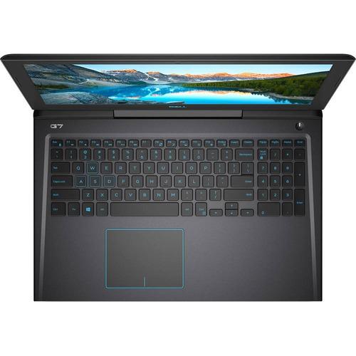 notebook dell gamer g7 i7 8gb 256ssd+1tb 1060 6gb 15.6 fhd