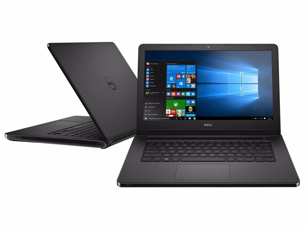 c243144b1 Notebook Dell Hd 1tb 4gb Memória Core I3 +brindes+capa+mouse - R ...