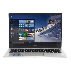 Notebook Dell I5 8gb Ddr4 256 Ssd 13.9'' Full Hd Zonalaptop