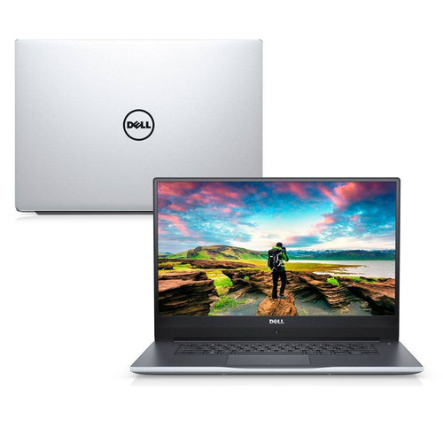 notebook dell insp 7572 15 i7 16gb hd1tb+ssd128gb mx150 w10h