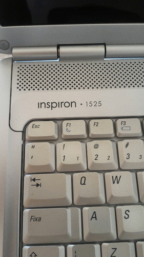 notebook dell inspiron 1525