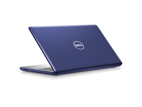 notebook dell inspiron 5567 i5 7200 8g 1tb 15,6 win10 azul