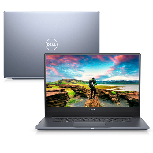 notebook dell inspiron i15-7572-u10c ci5 8gb 1tb mx150 linux