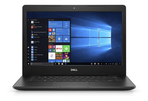 notebook dell inspiron intel core i3 8va 4 gb 1 tb 14' win10