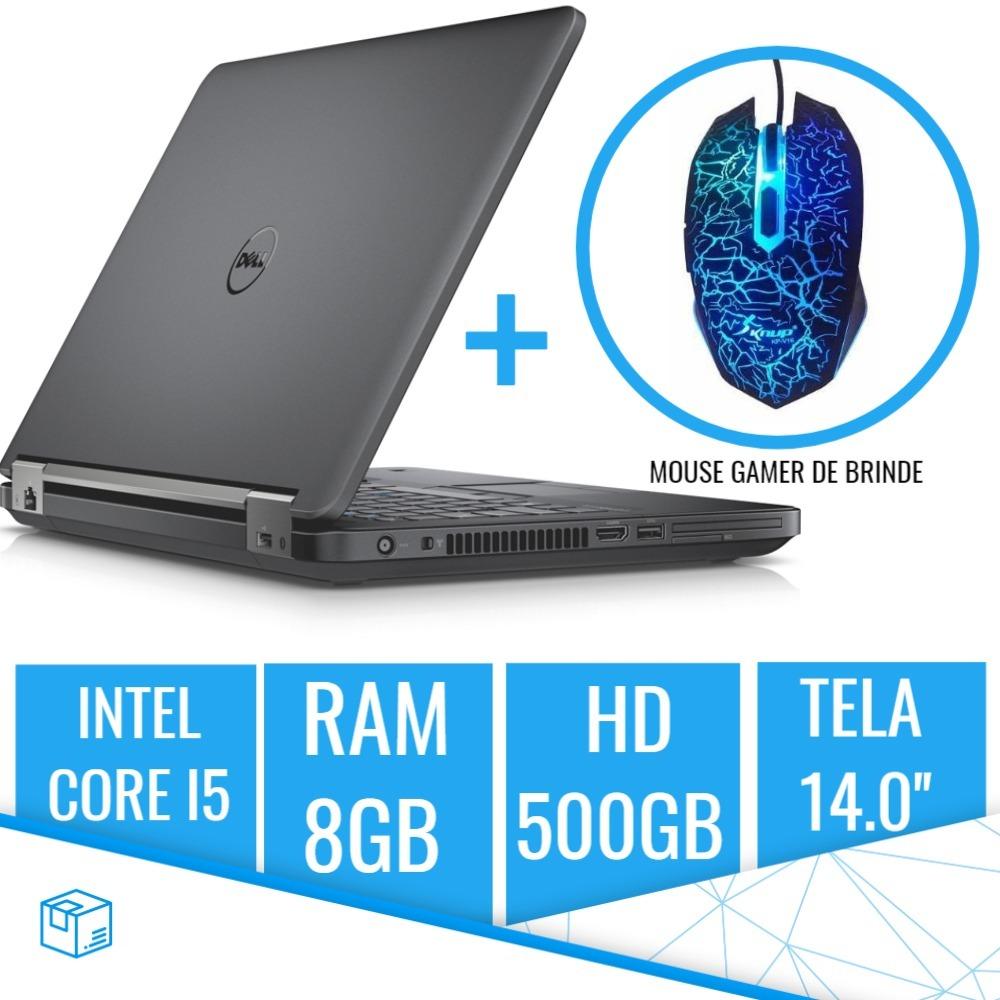 43be36e1b notebook dell intel core i5 - ram 8gb - hd 500gb - win 7. Carregando zoom.