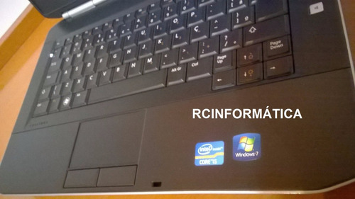 notebook dell latitude e5420 core i5 + 8 gb ddr3 , hd 320gb
