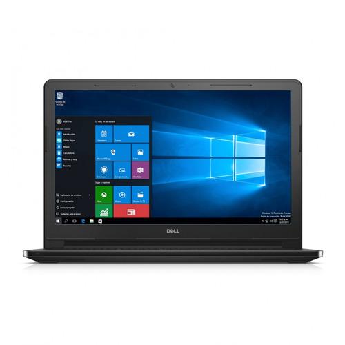 notebook dell n3060 15.6p hdd 500gb 4gb ram dvd-rw windows10