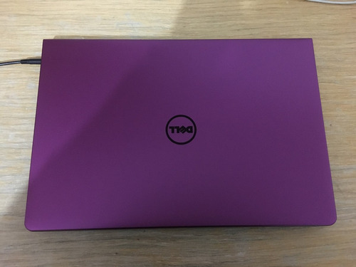 notebook dell pink