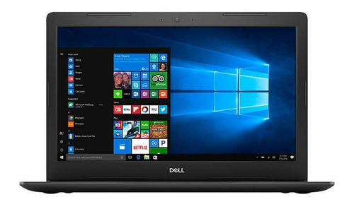 notebook dell quadcore ryzen 8gb 1tb 15.6 full hd windows 10