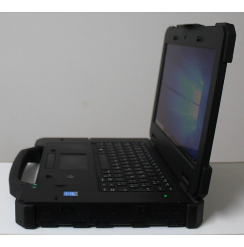 notebook dell rugged 7404 14'' i5 1.9ghz 8gb ssd-256gb - db9