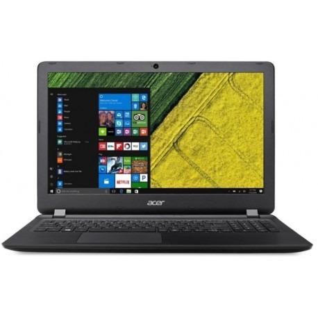 notebook dual core acer 4gb 500gb 15.6  hdmi es1-533-c3vd