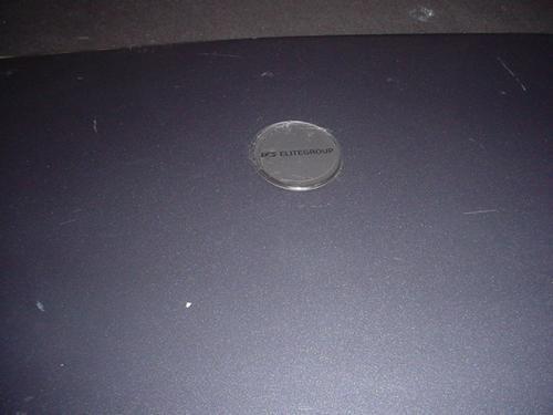 notebook ecs carcaça