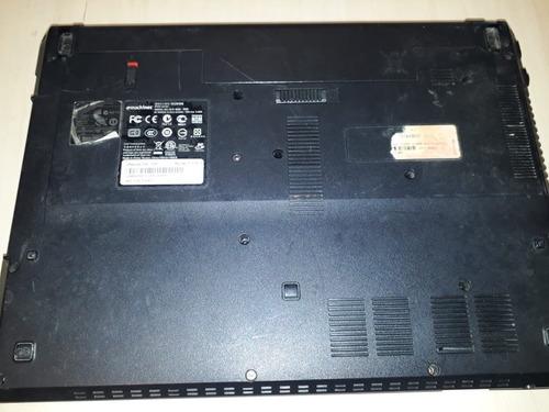 notebook emachine d442-v081- para aproveitrar peças