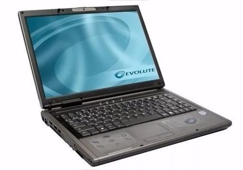 notebook evolute sfx35 intel dual core t2370 hd500 2g outlet