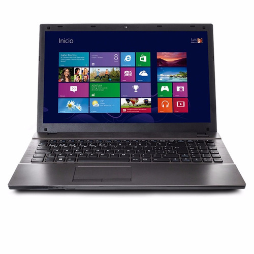 notebook exo r9x f1445s hdd 500gb usb 3.0 lcd 14 wifi envios
