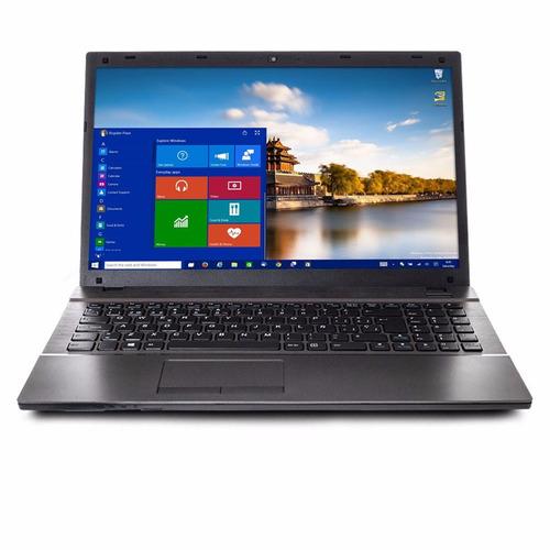 notebook exo r9x f1445s hdd 500gb usb 3.0 lcd 14 wifi envios