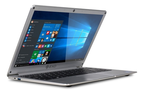 notebook exo smart e17 4gb/32gb w10 13.3 intel hdmi usb