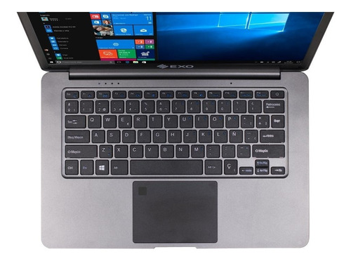 notebook exo smart e21f intel celeron fingerprint scanner