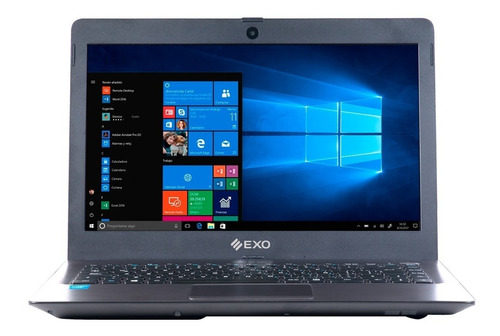 notebook exo smart r9x-f1445 4gb/500gb w10 14  hdmi usb