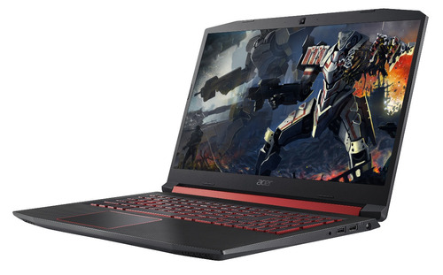 notebook gamer acer nitro5+ core i5 +1050gtx 4gb+4gb ram
