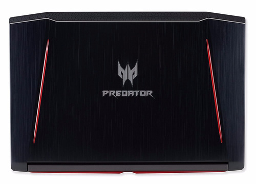 notebook gamer acer predator i7-7820hk 32gb 512ssd gtx1080