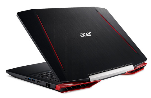 notebook gamer acer vx5 i7-7700 16gb 1tb gtx1050ti 4gb 15,6
