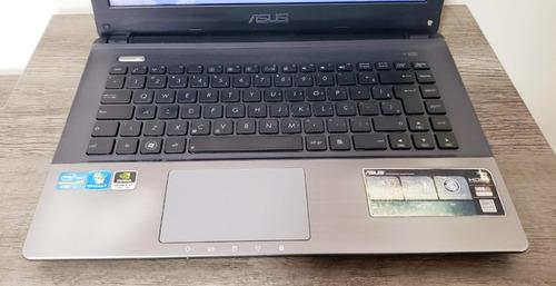 notebook gamer asus core i7 8gb 750gb geforce gt 630m 2gb