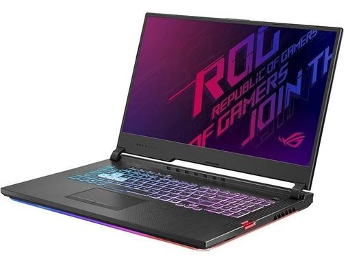 notebook gamer asus i7 16gb 512gb ssd 17.3  fhd rtx 2070 8gb