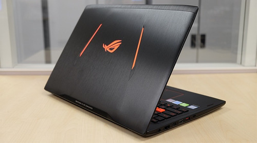 notebook gamer asus rog gl502vs gtx 1070 8gb i7-6700hq 16gb
