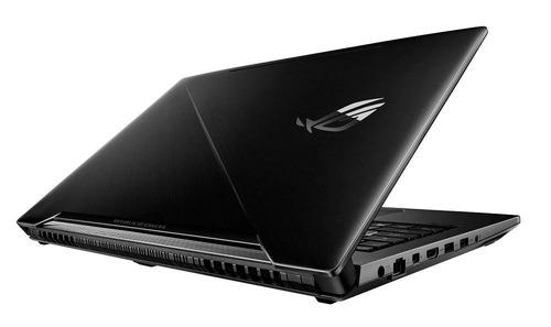notebook gamer asus rog i7 7700 16gb gtx 1070 8gb ddr5 1tb
