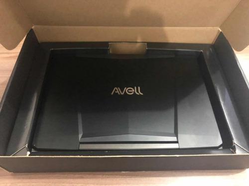 notebook gamer avell g1513 titanium fire v3x