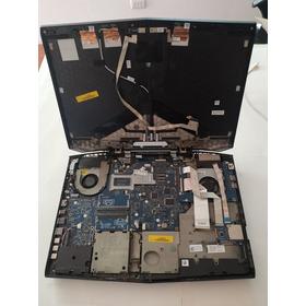 Notebook Gamer Dell Alienware M17x R5, P18e, 17 R1, Desarme