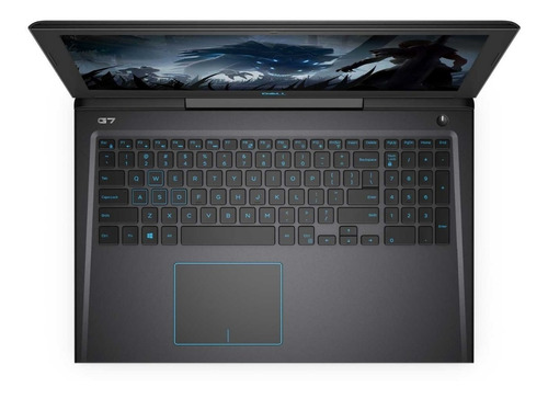 notebook gamer dell g7-7588-u10p i5 8gb 1tb gtx 15 fhd linux