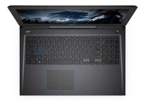 notebook gamer dell g7-7588-u20p i7 8gb 1tb+128ssd gtx linux