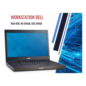 Notebook Gamer Dell I7 +240ssd  Barato
