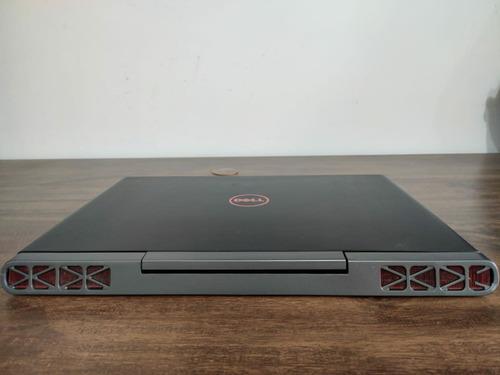 notebook gamer dell inspiron 15 7000 | 4k | 500ssd | 16ram