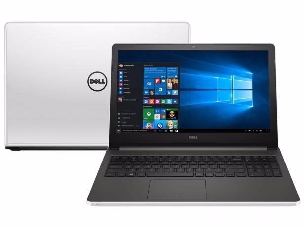 2cd4bc0b8 Notebook Gamer Dell Inspiron I15-5558-b40 Core I5 8gb 1tb - R  2.499 ...