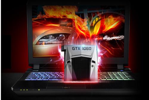 notebook gamer - geforce gtx 1060 - core i7