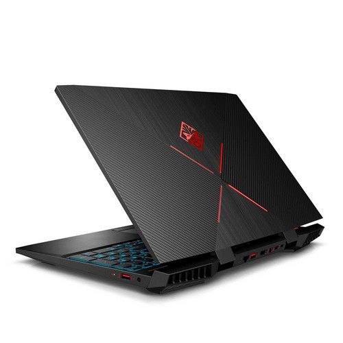 notebook gamer hp 15.6  intel core i7 ram 8gb omen laptop 15