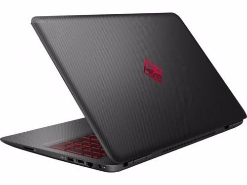 notebook gamer hp core i7 16gb 2tb 15.6 gtx1050 4gb