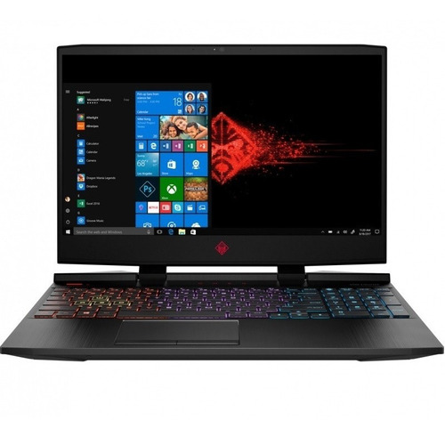 notebook gamer hp i7 16gb 256gb ssd 15.6 fhd gtx 1660ti 6gb