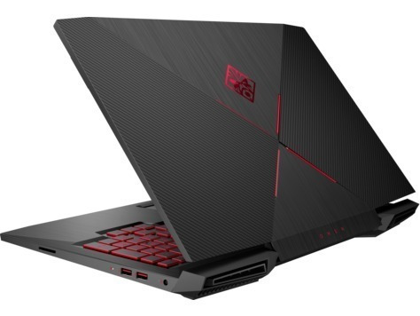 notebook gamer hp omen 15-ce001la core i5 8gb 1tb win10