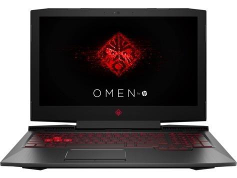 notebook gamer hp omen 15-ce001la core i5 8gb 1tb win10