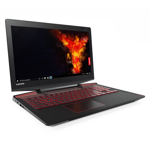 notebook gamer lenovo 15.6  core i7 ram 16gb y720-15ikb