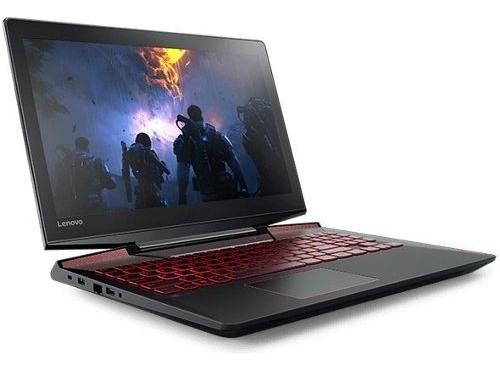 notebook gamer lenovo i7 ram 16gb ssd256 legion y720 outlet