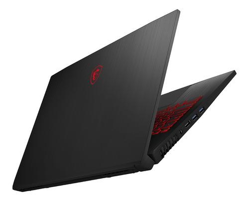 notebook gamer msi gf65 i7 9na 16gb ssd512 rtx2060 120hz 15